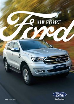 Cars, Motorcycles & Spares offers in the Ford catalogue in Port Elizabeth ( More than a month )