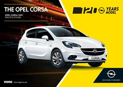 Opel catalogue ( Expired )