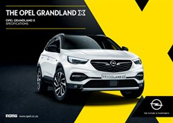 Opel deals in the Johannesburg special