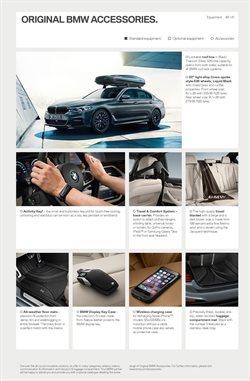 External equipment specials in BMW