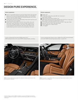 Exhaust specials in BMW