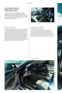 Doors specials in BMW