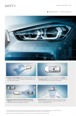 Brakes specials in BMW