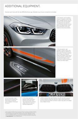 Mirror specials in BMW