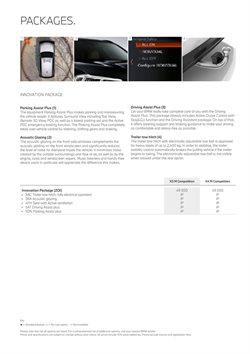 Trailer specials in BMW
