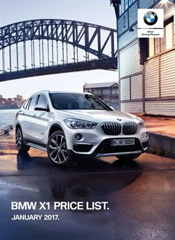 BMW deals in the Johannesburg special