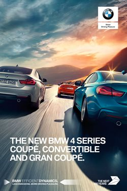 Cars, motorcycles & spares offers in the BMW catalogue in Cape Town