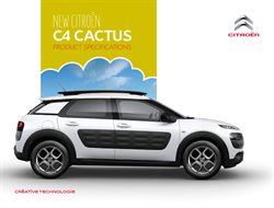 Citroen deals in the Cape Town special