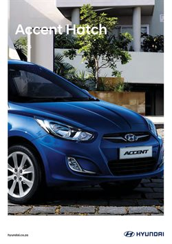 Hyundai deals in the Soweto special