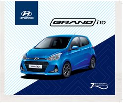 Cars, Motorcycles & Spares offers in the Hyundai catalogue ( More than a month )