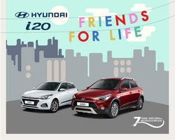 Cars, Motorcycles & Spares offers in the Hyundai catalogue in Cape Town ( More than a month )