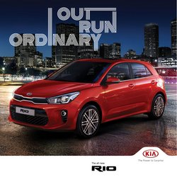 Kia Motors offers in the Kia Motors catalogue ( More than a month)