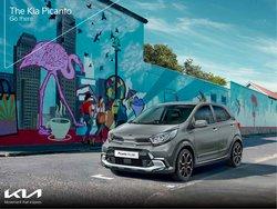Kia Motors catalogue ( More than a month)