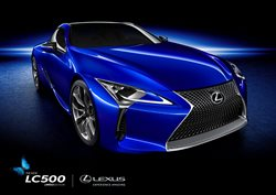 Lexus deals in the Johannesburg special