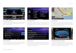 Video specials in Lexus