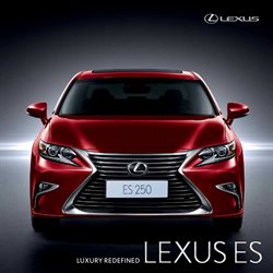 Cars, motorcycles & spares offers in the Lexus catalogue in Johannesburg