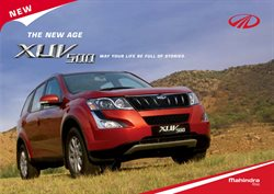 Mahindra deals in the Pretoria special