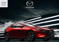 Mazda catalogue ( More than a month )