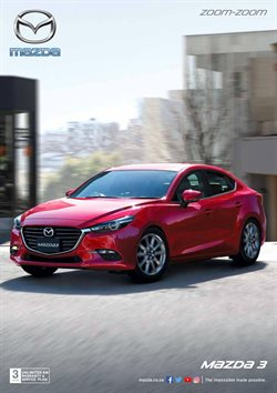 Mazda deals in the Randburg special