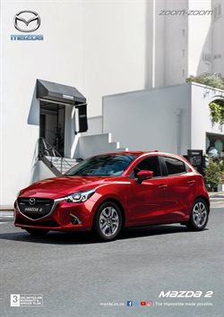 Mazda deals in the Johannesburg special
