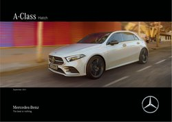 Mercedes-Benz offers in the Mercedes-Benz catalogue ( More than a month)