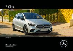 Mercedes-Benz catalogue ( More than a month)
