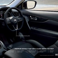 Steering wheel offers in the Nissan catalogue in Cape Town