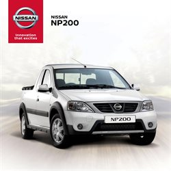 Nissan deals in the Johannesburg special