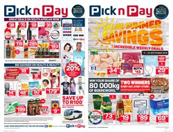 Shelving offers in the Pick n Pay catalogue in Cape Town