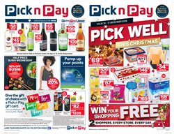 Shoes offers in the Pick n Pay catalogue in Cape Town