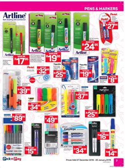 New offers in the Pick n Pay catalogue in Cape Town