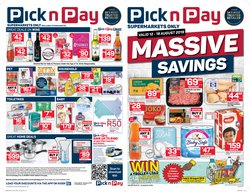 Pick n Pay deals in the Cape Town special