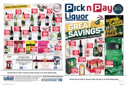 Groceries offers in the Pick n Pay catalogue in Soweto