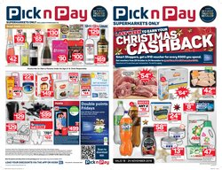 Pick n Pay deals in the Krugersdorp special