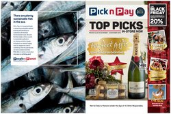 Pick n Pay deals in the Phoenix special