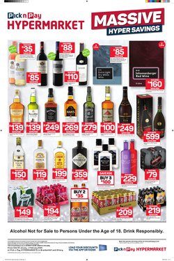 Pick n Pay deals in the Durban special