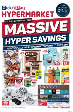 Pick n Pay catalogue in Roodepoort ( 3 days left )