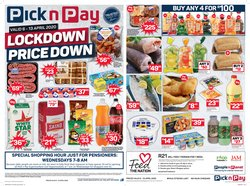 Pick n Pay catalogue in Durban ( 2 days ago )