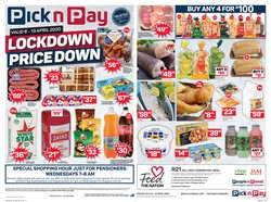 Pick n Pay catalogue in Johannesburg ( 3 days ago )