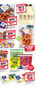 President specials in Pick n Pay