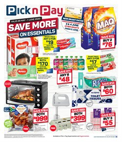 Chest freezer specials in Pick n Pay