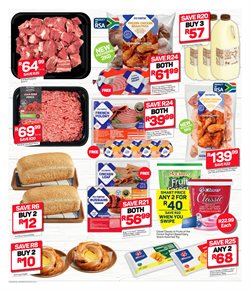 Champion specials in Pick n Pay