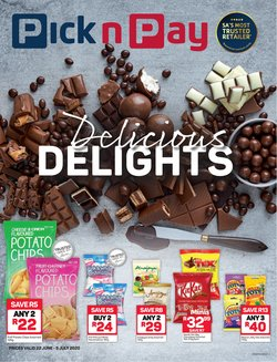 Pick n Pay catalogue in Cape Town ( Expires today )