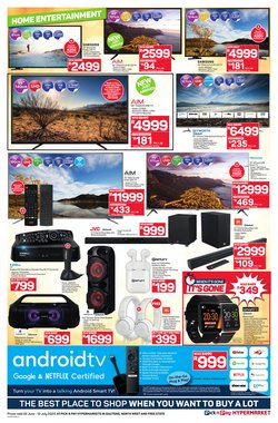Nokia specials in Pick n Pay