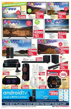 Phones specials in Pick n Pay