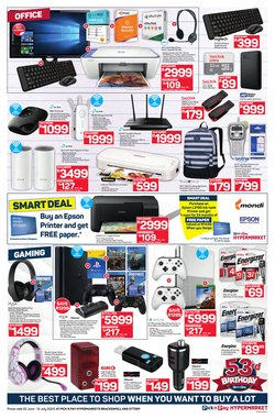 Cutters specials in Pick n Pay