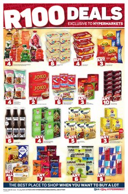 Toys specials in Pick n Pay