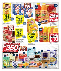 Biscuits specials in Pick n Pay