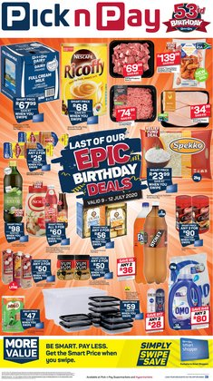 Pick n Pay catalogue ( 2 days left )