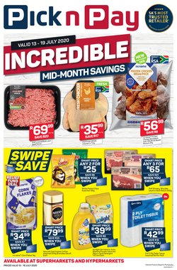 Pick n Pay catalogue in Pretoria ( 3 days left )